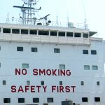 No Safety – Smoking first